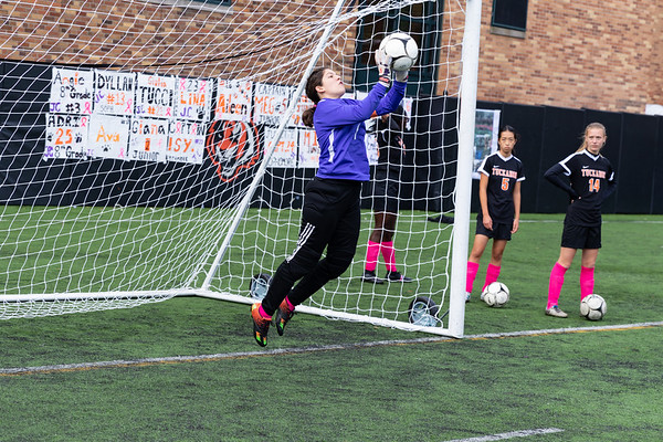 Tuckahoe Varsity Girls Soccer vs Yonkers