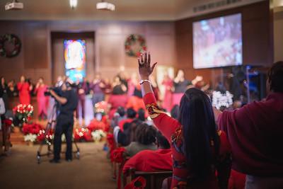 Dec.12.2015 - The Annual Christmas Cantata