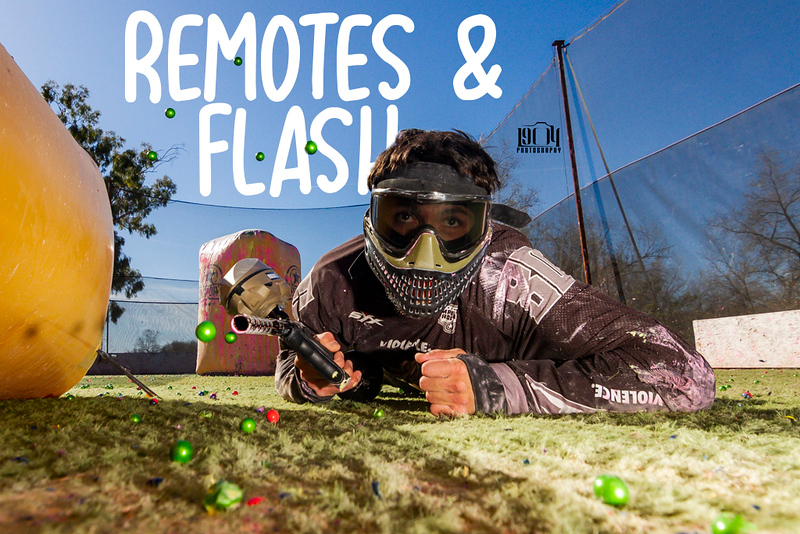 Remotes & Flash