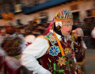 Peru: Paucartambo's Virgin del Carmen Festival