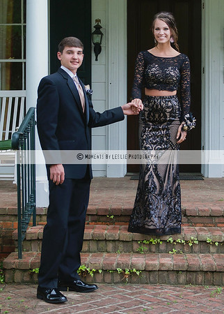 HAILEY AND KOBY PROM 2019