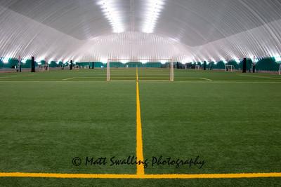 Yeadon Fabric Domes