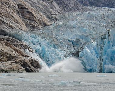 Dawe's Glacier and Ford's Terror