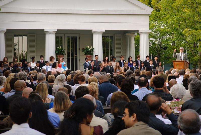 mvgrad2011-TOP_3266 MVCDS Graduation, Class of 2011