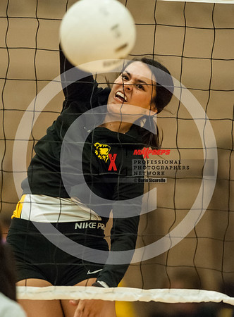Girls Volleyball 2016 Marcos De Niza vs Tempe