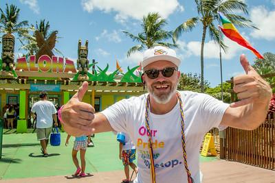 Honolulu Pride 2019 Splash Party