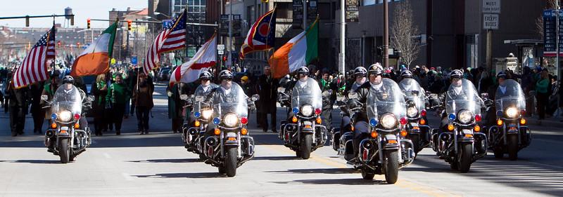 2015 Cleveland Saint Patrick's Day Parade