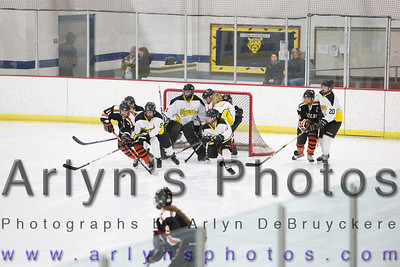 Hutch Girls Hockey vs St. Louis Park