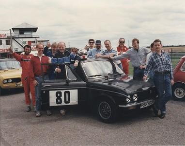 1992 Castle Combe Track Day