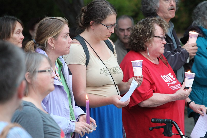 Charlottesville Vigil - Castro Valley 8-13-2017-Mickey Souza-5.JPG