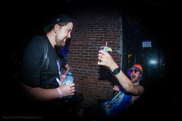 Champagne Drip & Nasty Nasty @ Whiskey 9/16