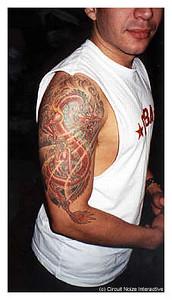 Circuit Tattoos