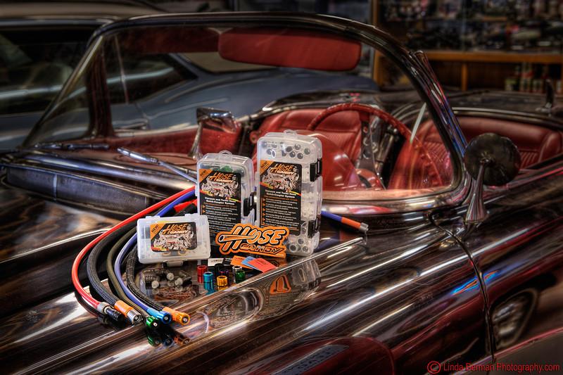 Hose Candy hose product on hood B 7625 copy.jpg