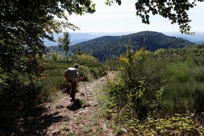 Chemin de St Guilhem - 2ème partie