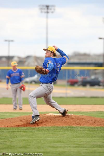 Baseball vs Monticello
