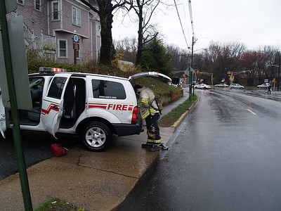 04-06-09 New Milford, NJ - Working Fire
