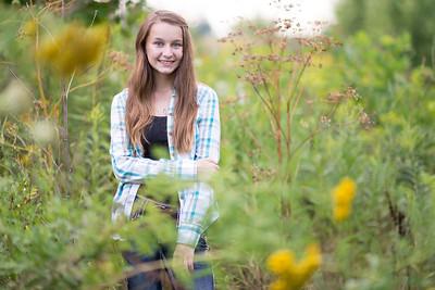 Kayla | West Bend Senior Portraits