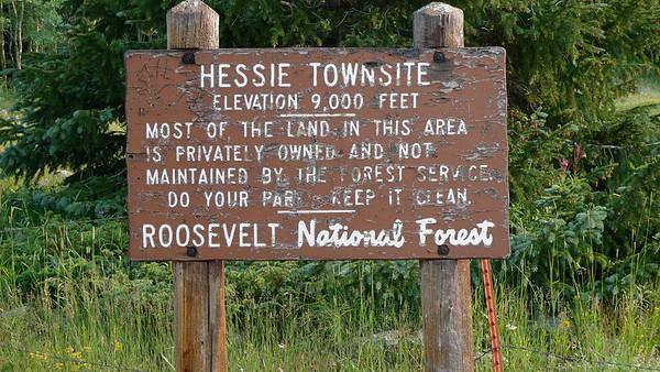 Bottom Hessie Townsite Tr Aug 2013