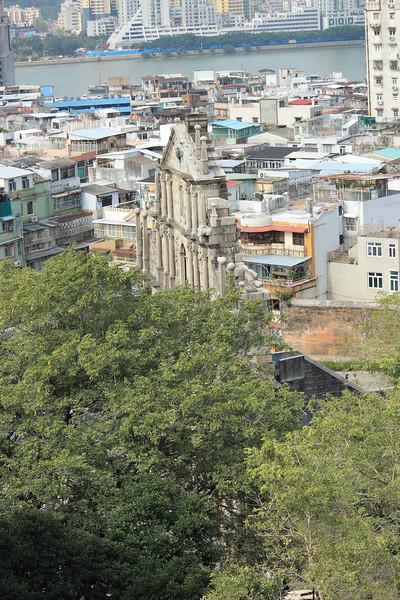 Ruins of St Paul, Macau