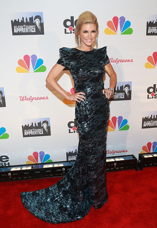 """. Brande Roderick attends \""""All Star Celebrity Apprentice\"""" Finale at Cipriani 42nd Street on May 19, 2013 in New York City.  (Photo by Robin Marchant/Getty Images)"""