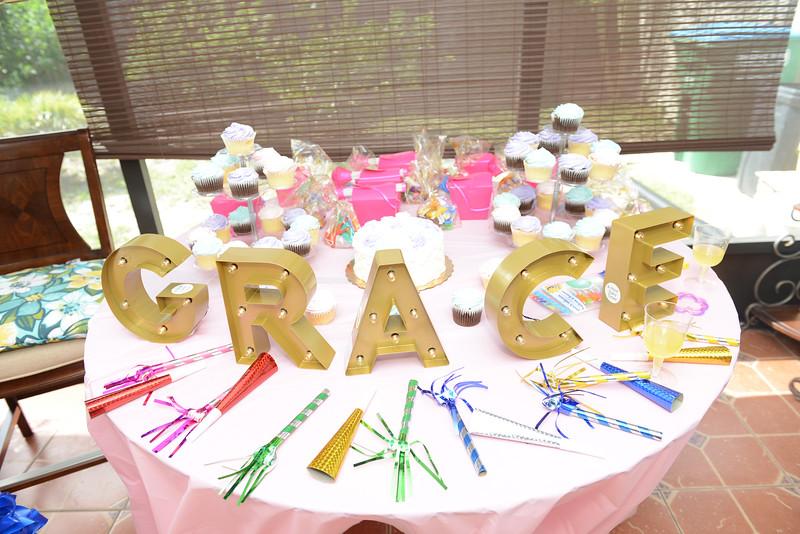 Grace birthday
