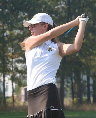 2017 Southwestern Conference girls golf tournament