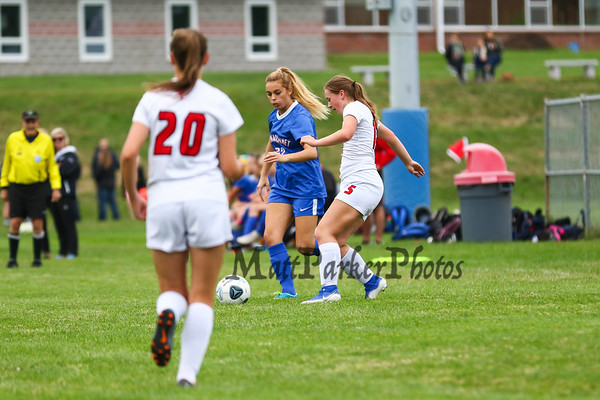 2019-9-6 WHS Girls Soccer vs Spaulding