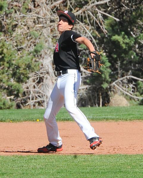 2012 A.Academy JV Baseball