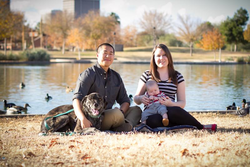 Shen Family - December 2015
