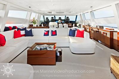 M/Y FIVE WAVES - Interiors