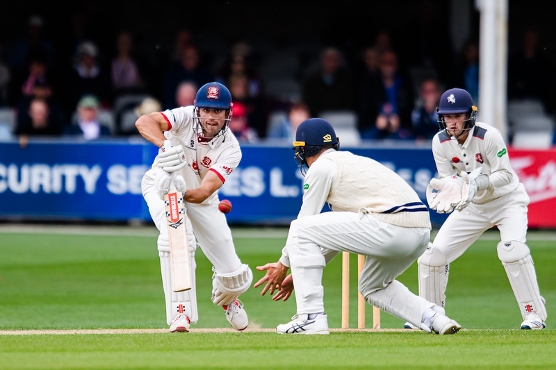 Specsavers County Championship match between Essex and Kent,