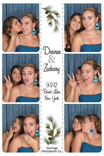 Desiree & Zachary