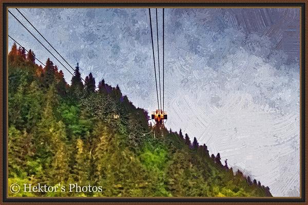 Juneau - Mt Roberts Tramway