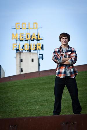 Alex's Senior Pictures!