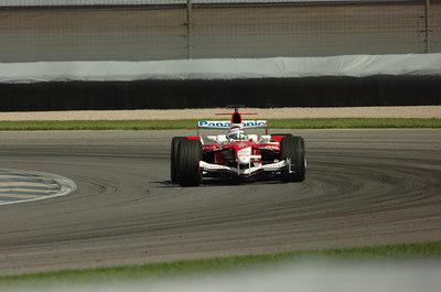 2006 F1 Saturday Practice