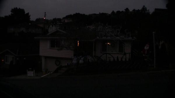 lights on Minorca video