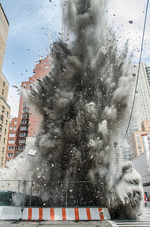2nd Avenue Explosion