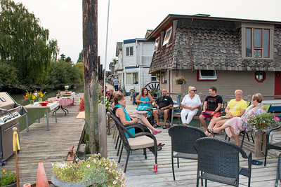 Ladner Reach Dock Party 2018