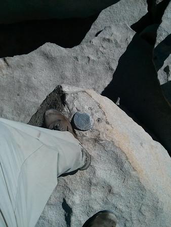 Around Mt. Whitney - 10.10.14