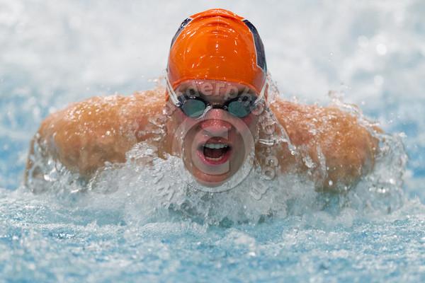 Swim Team Action Photos