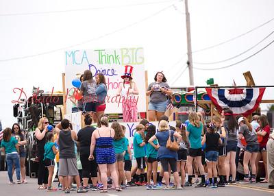 Kulpmont 100th Parade