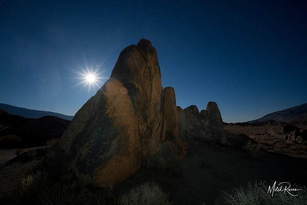 Alabama Hills & Trona Pinnacles
