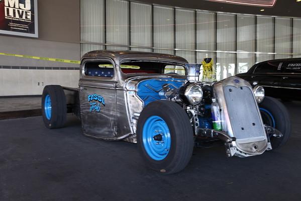 Rat City Rukkus Car Show Las Vegas April 2015