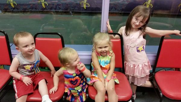 Clemmons kids birthday 2015