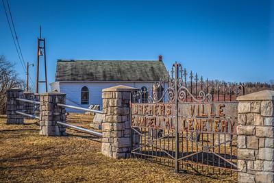 PA-Berks-Drehersville Evangelical Cemetery