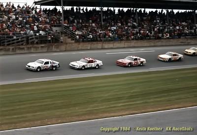NASCAR 1984 Busch Clash