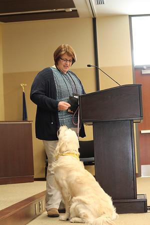 Learning Lunch: Dogs, a School's Best Friend