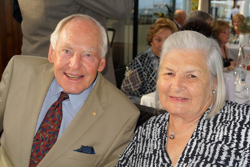 Robert and Margaret Beggs