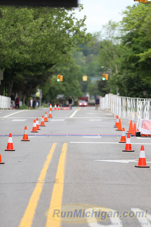 10K Finish - 2013 Dexter-Ann Arbor Run