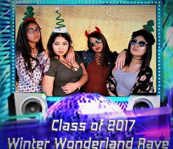High School Winter Wonderland